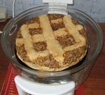 Печем открытый пирог по новому.