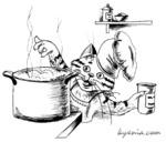 Треска, запеченная в сливочном соусе
