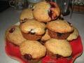 Творожные кексы с ягодами по рецепту Тори