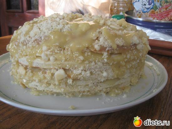 Торт на сковородке, альбом: Я готовлю