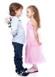 Дети учатся любить