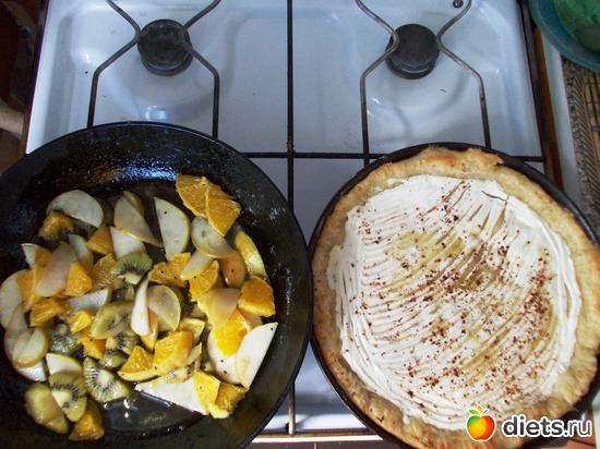 7 этап пирога, альбом: Мои блюда