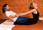 Положительные эффекты тайского массажа