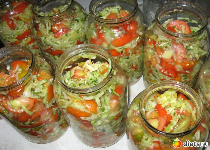 огурцы в желатине на зиму рецепты с фото