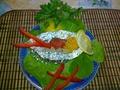 рыба с овощами в фольге