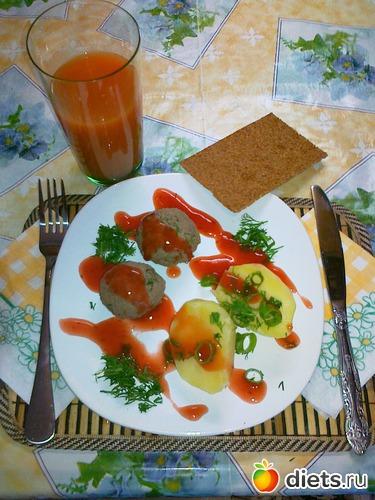 мой ужин, альбом: Мои блюда
