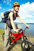 На велосипеде — за стройной фигурой!