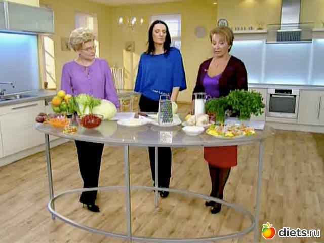 Меню диеты Малышевой Персональная диета для похудения