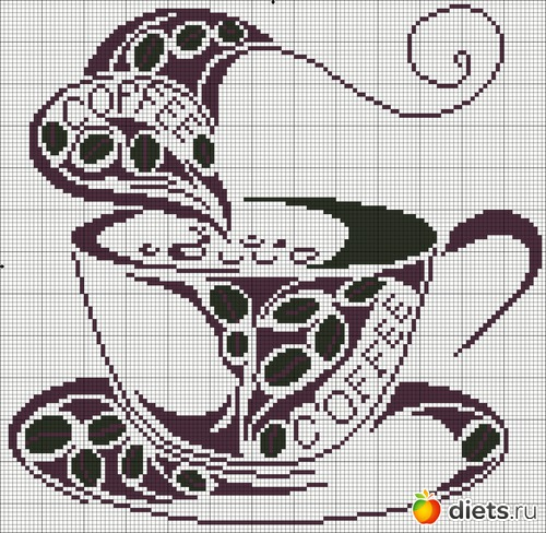 Вышивка крестиком схемы картинки: для начинающих маленькие 52