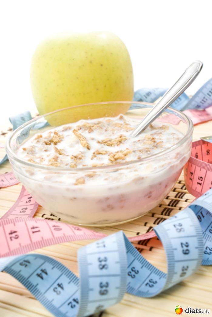 Овсянка для похудения: эффективные диеты
