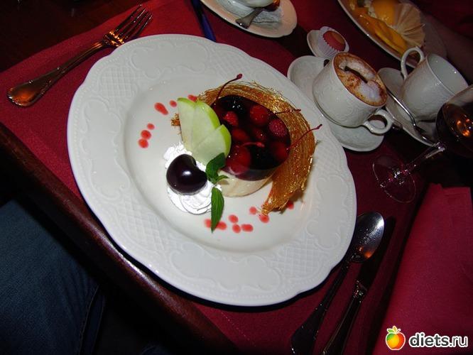 День рождения пушкин ресторан