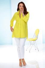 Мода для полных женщин: тенденции 2011