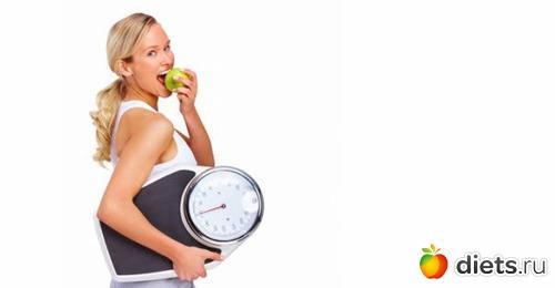 Снижение веса прекращение менструации