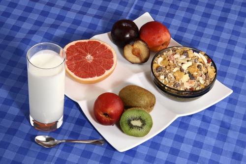 Диета завтрак 2 яйца пол апельсина