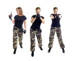 Фитнес-программа от канадских Королевских ВВС для женщин: готовимся к бою за здоровье и красоту