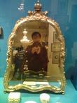 Я отражаюсь в зеркале ИМПЕРАТРИЦЫ! Хвастаюсь талантами подружки – реставратора! Красота и много фоток злата серебра!
