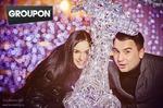 Московские молодожены выбрали сервис Групон для свадебного предложения