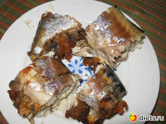 рыбка с овощами в аэрогриле, альбом: Я готовлю