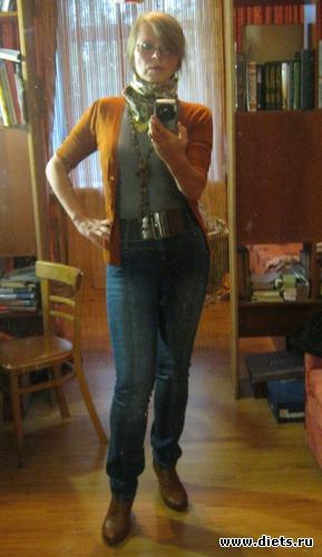 Сентябрь 2011 - 64,8 кг, альбом: Я в разных весовых категориях