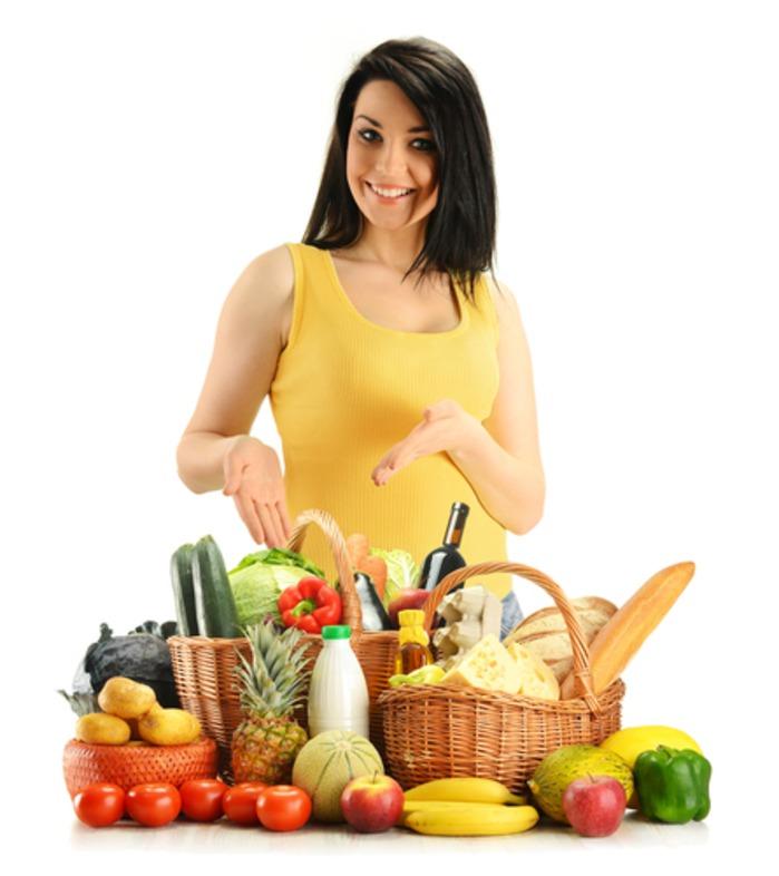 натуральное питание женщин онлайн