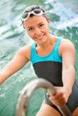 Аква-аэробика – как рыба в воде!