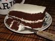 """Шоколадный торт с лимонным кремом """"Загадка"""" (без муки!)"""