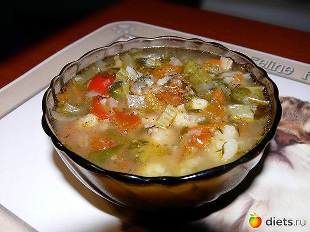 Супы для похудения Супы для похудения: рецепты супов