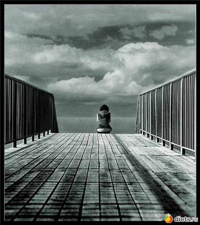 рубленное картинки о пустоте и депрессии со смыслом первый подарок