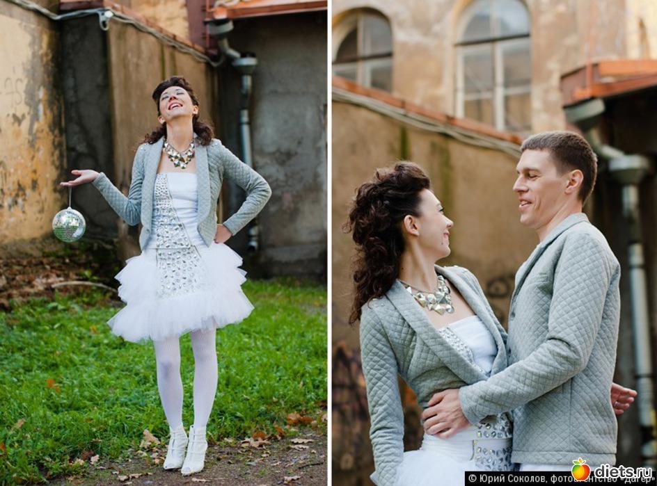 Фото платьев на неторжественную свадьбу