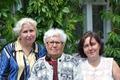 Три девицы(я, мама и старшая сестра)