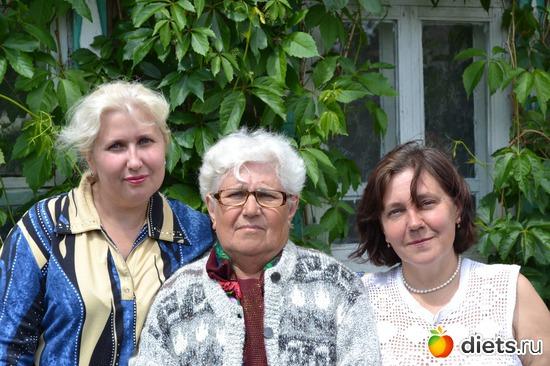 Три девицы(я, мама и старшая сестра), альбом: Моя жизнь