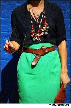 Ремни женские для юбки