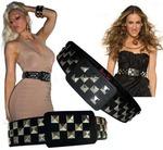 Женские ремни и пояса - как выбрать и носить.