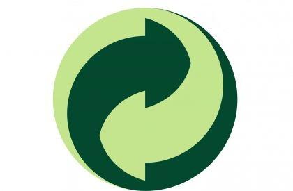 Знак три стрелки по кругу