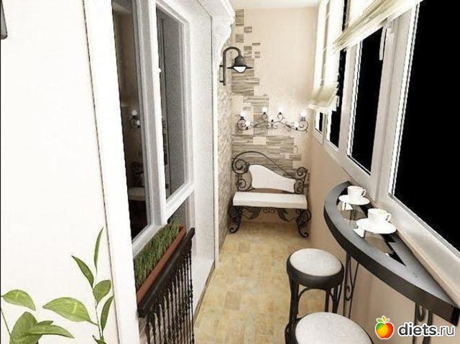 1 фото: Лоджия, балкон, веранда