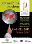 IKA-2012. Карвинг на кулинарной Олимпиаде в Эрфурте в октябре 2012 года.