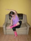 Фитнес на диване
