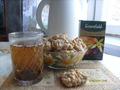 Овсяные пряники к чаю