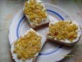 Бутерброды с кукурузой