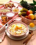 Рецепты диетических блюд, питания при язве желудка, диета