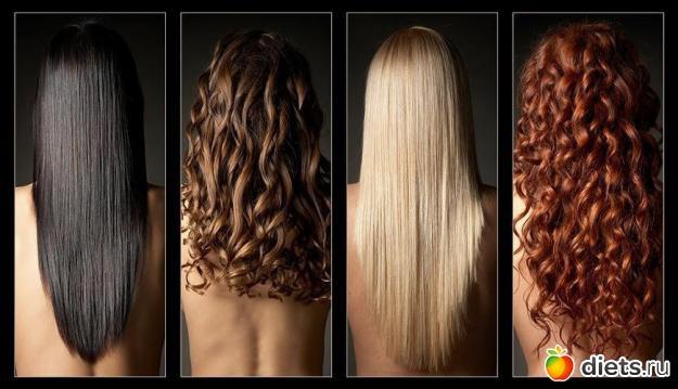 На сколько см волосы отрастают за месяц