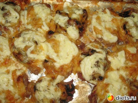 Мясо с сыром и черносливом, альбом: Я готовлю