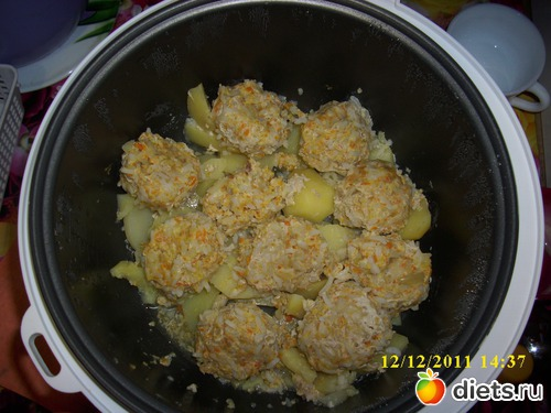 блюда в мультиварке диетические рецепты с фото