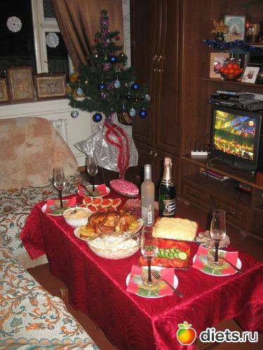 К встрече Нового года все готово, альбом: Я готовлю