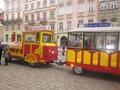 экскурсионные трамвайчики