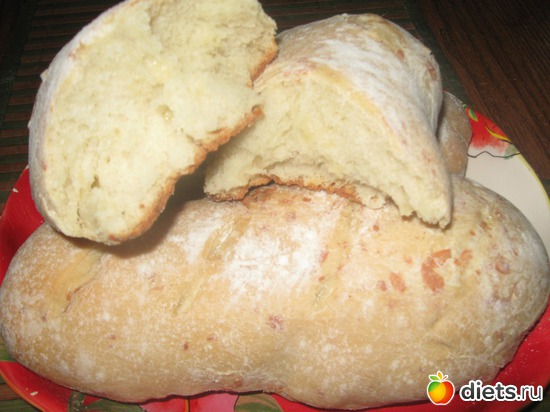 Чиабатта с сыром, альбом: Я готовлю