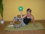 Гимнастический мяч: разнообразие для тренировки