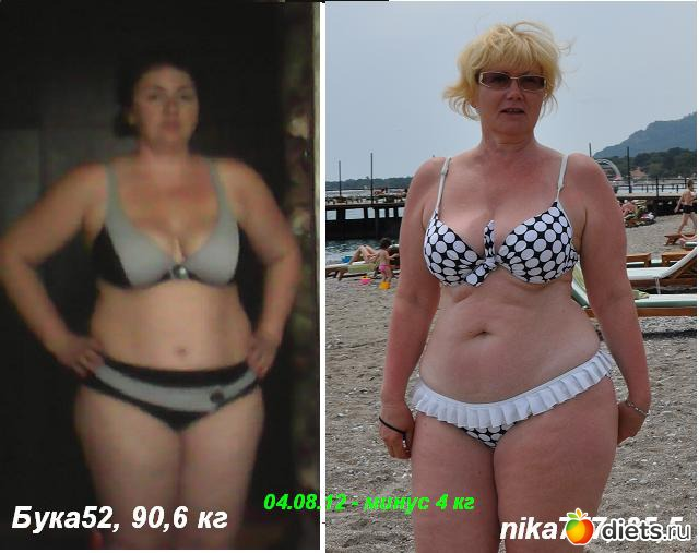 программа похудения минус 60 отзывы похудевших