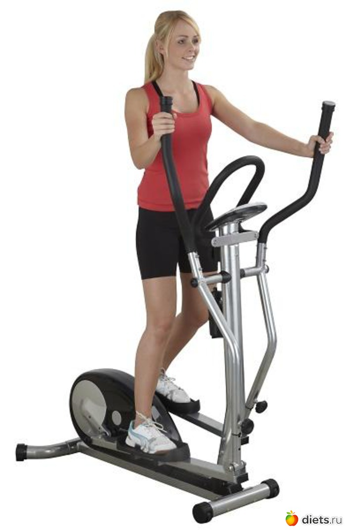 Как похудеть с помощью эллептического тренажера