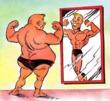 Муж и лишний вес: принять или расстаться